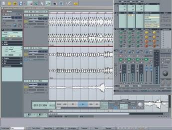 Versión demo de Samplitude 10