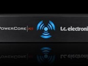 TC Electronic PowerCore x8 disponible