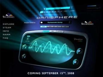 STEAM Engine y Omnisphere, el secreto de Spectrasonics