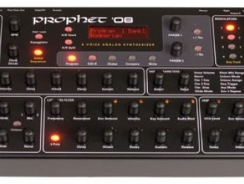 Dave Smith Prophet 08 Synthesizer Module