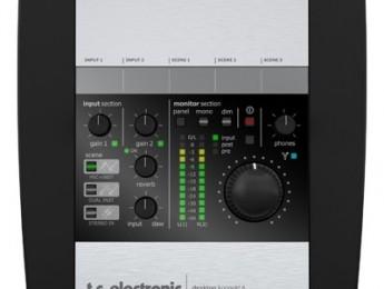 Interfaz TC Electronic Desktop Konnekt 6