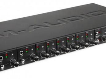Interfaz Firewire M-Audio ProFire 2626