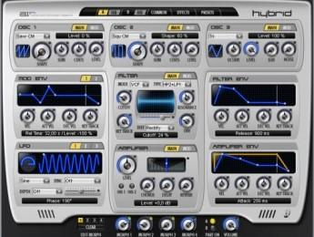 Digidesign Hybrid y Strike actualizados