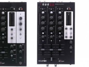 Nuevos mezcladores NUO Y EVO 4 de Ecler en la Musikmesse