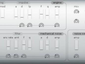 Xoxos Virtual Machine, un generador de ruidos mecánicos