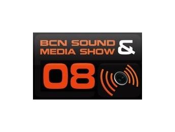 Estamos en el BCN Sound & Media Show