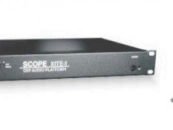 Sonic Core SCOPE XITE-1, diez veces más potencia DSP