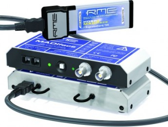 RME MADIface: 128 canales en un portátil