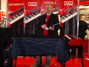 Finaliza la segunda jornada de la Musikmesse