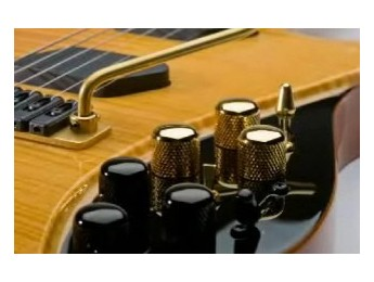 La guitarra eléctrica de Moog