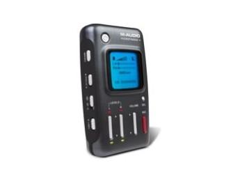 M-Audio MicroTrack II disponible en España