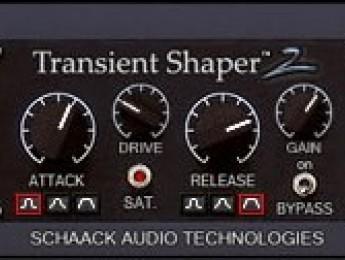 Transient Shaper alcanza la versión 2.0