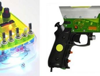 Pistolas y parásitos MIDI