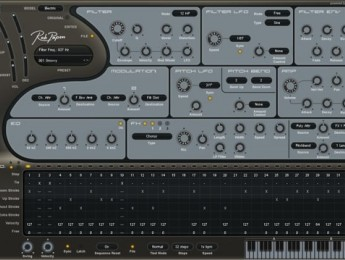 Time & Space sortea tres sets de Rob Papen
