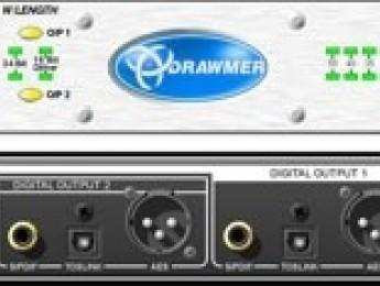 Convertidor A/D Drawmer A2D2