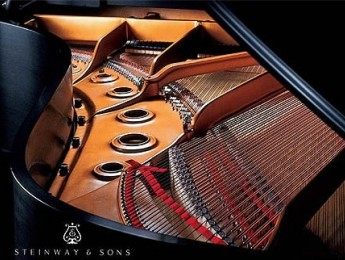 Authorized Steinway Virtual Concert Grand disponible