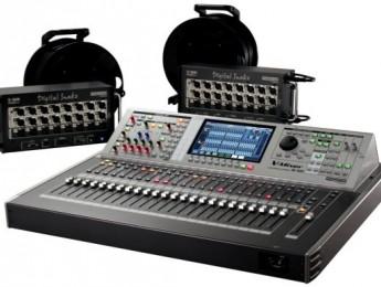 Demo de Roland Mixing System mañana en Barcelona