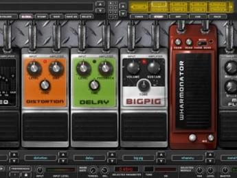 Versión demo de AmpliTube Metal