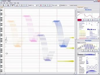 HighC, un programa para pintar sonidos