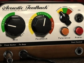 Acoustic Feedback Deluxe de Softube