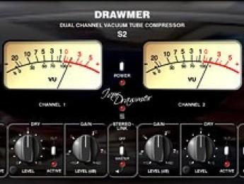 Compresor a válvulas Drawmer S2