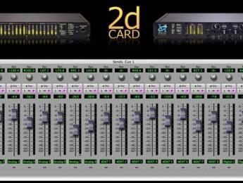 Metric Halo 2d Card renueva por completo la serie Mobile I/O