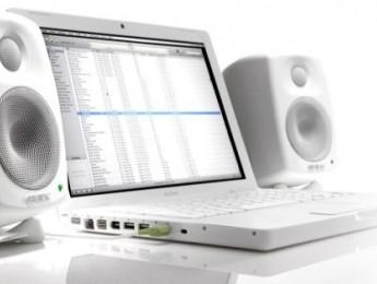Monitores miniatura Genelec 6010A y 5040A