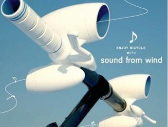 Sound From Wind, una ocarina a pedales