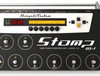 IK Multimedia StompIO en versión sólo hardware
