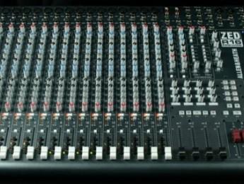 Allen & Heath ZED-R16: mezcla, graba y controla