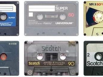 Tapedeck.org: nostalgia de las cintas de cassette