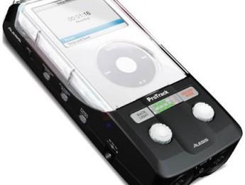 Alesis ProTrack, un grabador estéreo basado en iPod