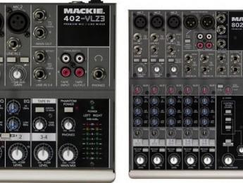Nuevas Mackie VLZ3 y otras novedades en el Summer NAMM
