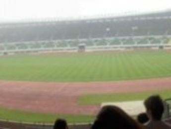 No todo es fútbol en el estadio Ernst Happel