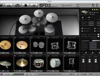 Versión demo y actualización 2.0.4 de FXpansion BFD2