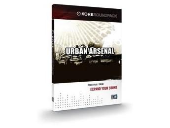 Native Instruments presenta la librería hip-hop Urban Arsenal