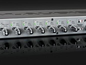Disponible la interfaz Fast Track Ultra 8R de M-Audio