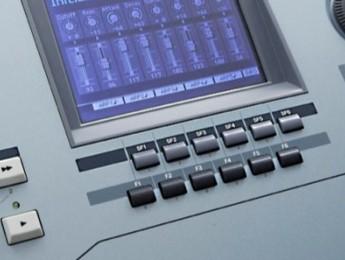 Sistema operativo 1.10 y nuevo editor para Yamaha Motif XS