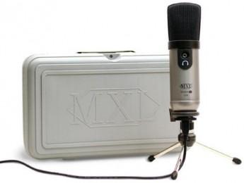 MXL presenta Studio 1, un nuevo micrófono USB
