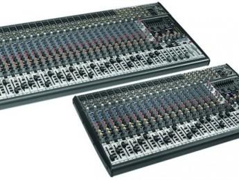 Nuevas mesas SX para la gama Eurodesk de Behringer