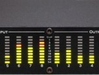 Metric Halo Mobile I/O 2882 Expanded con procesamiento 2D