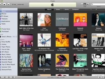 Nuevo iTunes 8 ya disponible