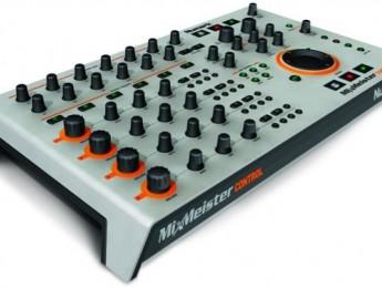 Numark anuncia la distribución de MixMeister Control