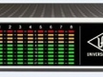 Universal Audio presenta Apollo, una interfaz con procesamiento UAD