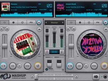 Waves y Musicsoft Arts anuncian Mashup para iOS