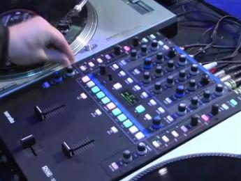 Demo del nuevo mezclador Rane Sixty-Two