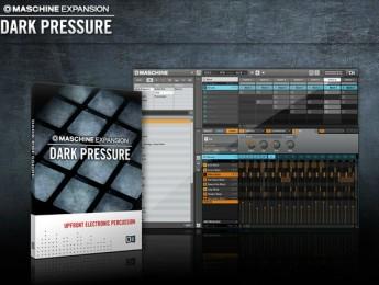 Dark Pressure, una nueva expansión para NI Maschine