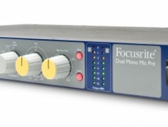 ISA Two, nuevo preamp dual de Focusrite