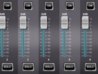 ViSi Remote permite controlar mesas Soundcraft desde el iPad