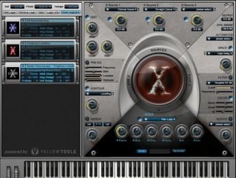 Galaxy X, un sintetizador por convolución y una montaña de sonidos